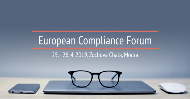 The European Compliance Forum 2019 - AMCHAM, The American